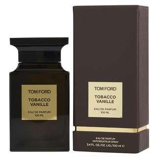Tom Ford Tobacco Vanille EDP 100ml for unisex