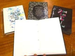 🚚 Hardbound Pocketbook