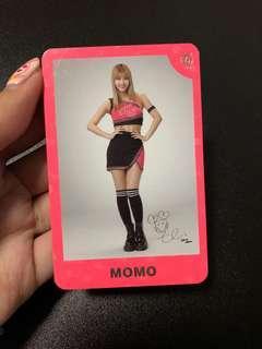🚚 twice momo twiceland the opening encore photocard
