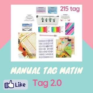 Manual Tagging Quran 2.0 Matin (215 tagging)