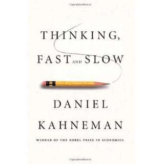 (Ebook) Thinking fast and slow - Daniel Kahneman