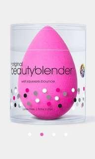 <Instock> 100% authentic Beautyblender Sponge