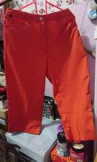 #sharethelove Orange Pants