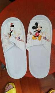 室內鞋 6吋長 home slipper length 6 inches