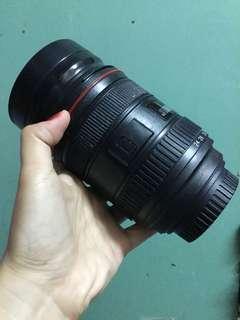 Unique Canon Camera Tumbler / Thermos
