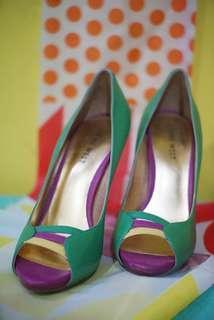 Nine West Heels Mint Condition