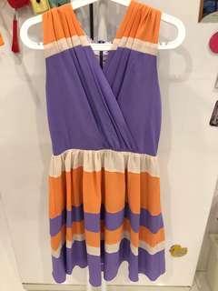 Dressing Paula block dress