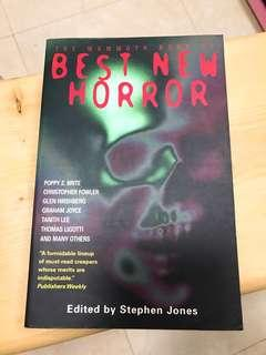 The Mammoth Book of Best New Horror  13