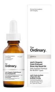 Ordinary 100% Organic Cold-Pressed Rose Hip Seed Oil 30ml