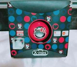 Limited Edition Hello Kitty X-mini Speakers