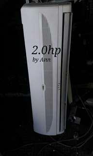 Used Aircond 2hp