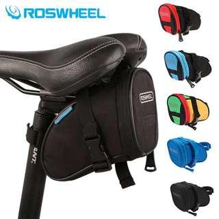 🚚 Roswheel 13656 Bicycle Rear Pouch Saddle Bag