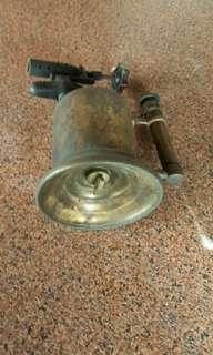 🚚 早期全銅製老火槍