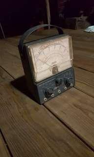 🚚 古董大型電錶