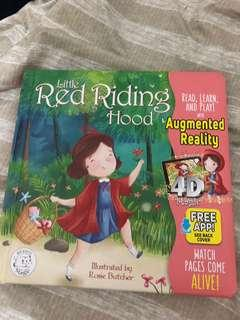Augmented Reality Little Red Riding Hood