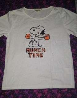 Peanuts shirt