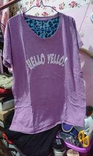 #sharethelove Hello Yello! T-shirt