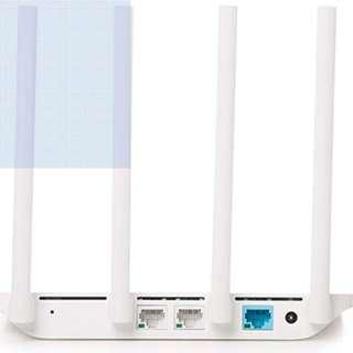 4 antenna 300 mbps wifi Router (Still in warranty) from Mi