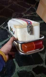 早期老車用邊廂,置物箱
