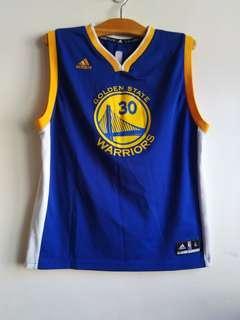 🚚 Curry 勇士隊燙印球衣