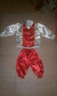 Poland costume 3-5 yrs yrs old