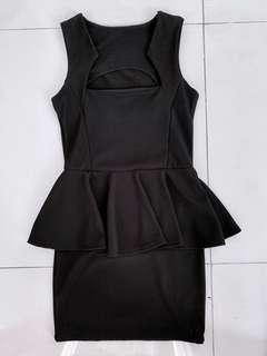 Timeless black dress