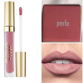 DELUXE MINI Stila Stay All Day Liquid Lipstick in Perla