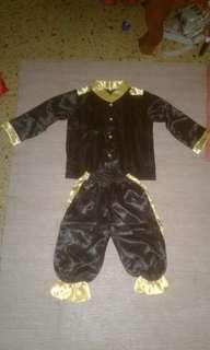 Canada costume 4-6 yrs old