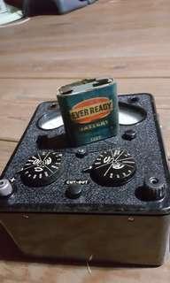 🚚 早期英國製古董儀器