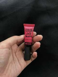 Maybelline lip paint matte