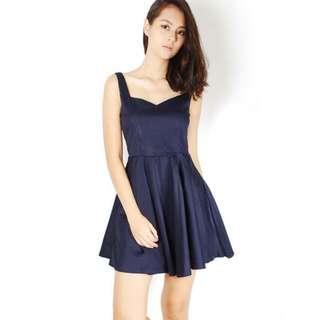 🚚 BSUD Glamour Shimmer Dress