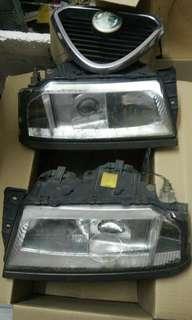 lampu kereta alfa romeo