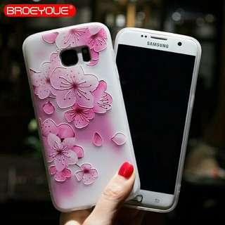 🚚 Case For Samsung Galaxy Relief For Samsung J3 2016 Flower