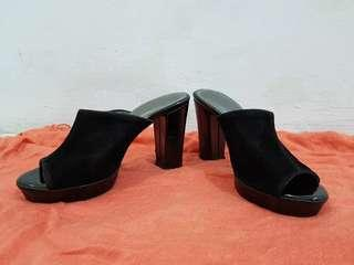 High heels/wedges