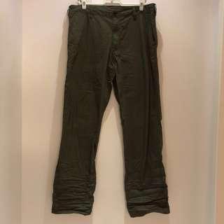 🚚 UNIQLO 工作褲