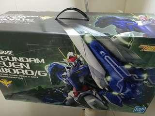 全新原裝行貨 bandai 高達 PG Perfect Grade 00 Gundam seven sword/g 1/60 G 七劍 模型
