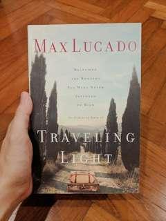 Travelling Light — Max Lucado