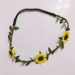 Daisies Flower Crown #MakeSpaceForLove