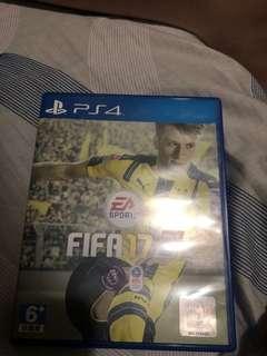 {二手}PS4 FIFA 17