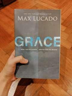 Grace — Max Lucado