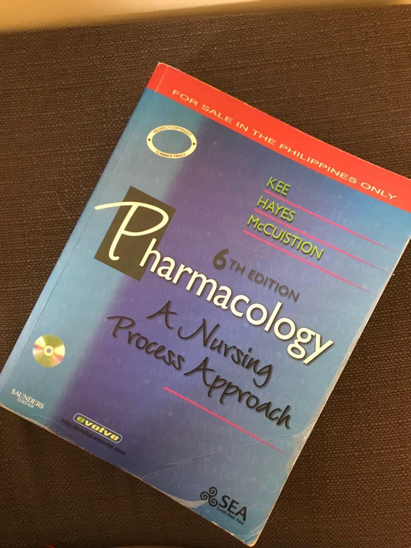 6th Edition Pharmacology: A Nursing Process Approach