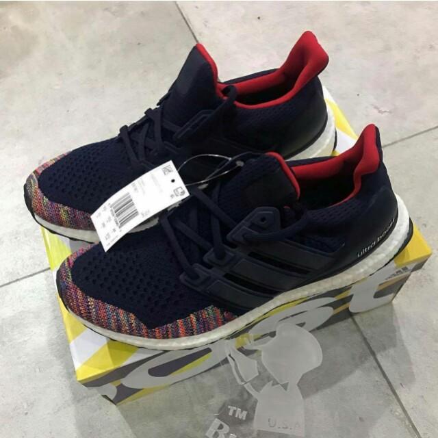 988dbddda Adidas Ultraboost 1.0 LTD 藍彩虹BB7801 OG 配色
