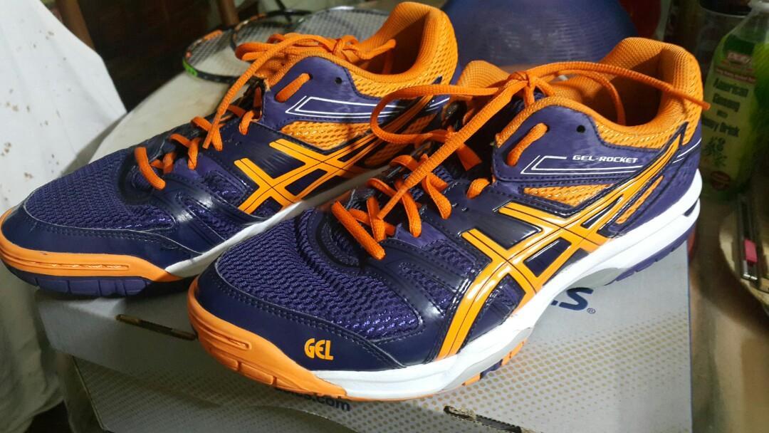 Asics Gel Rocket Badminton Shoes