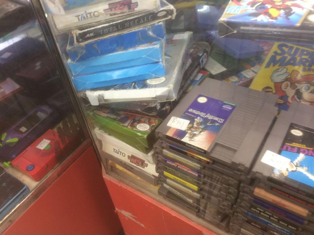 Assorted retro games please call or text with questions/ assorted prices