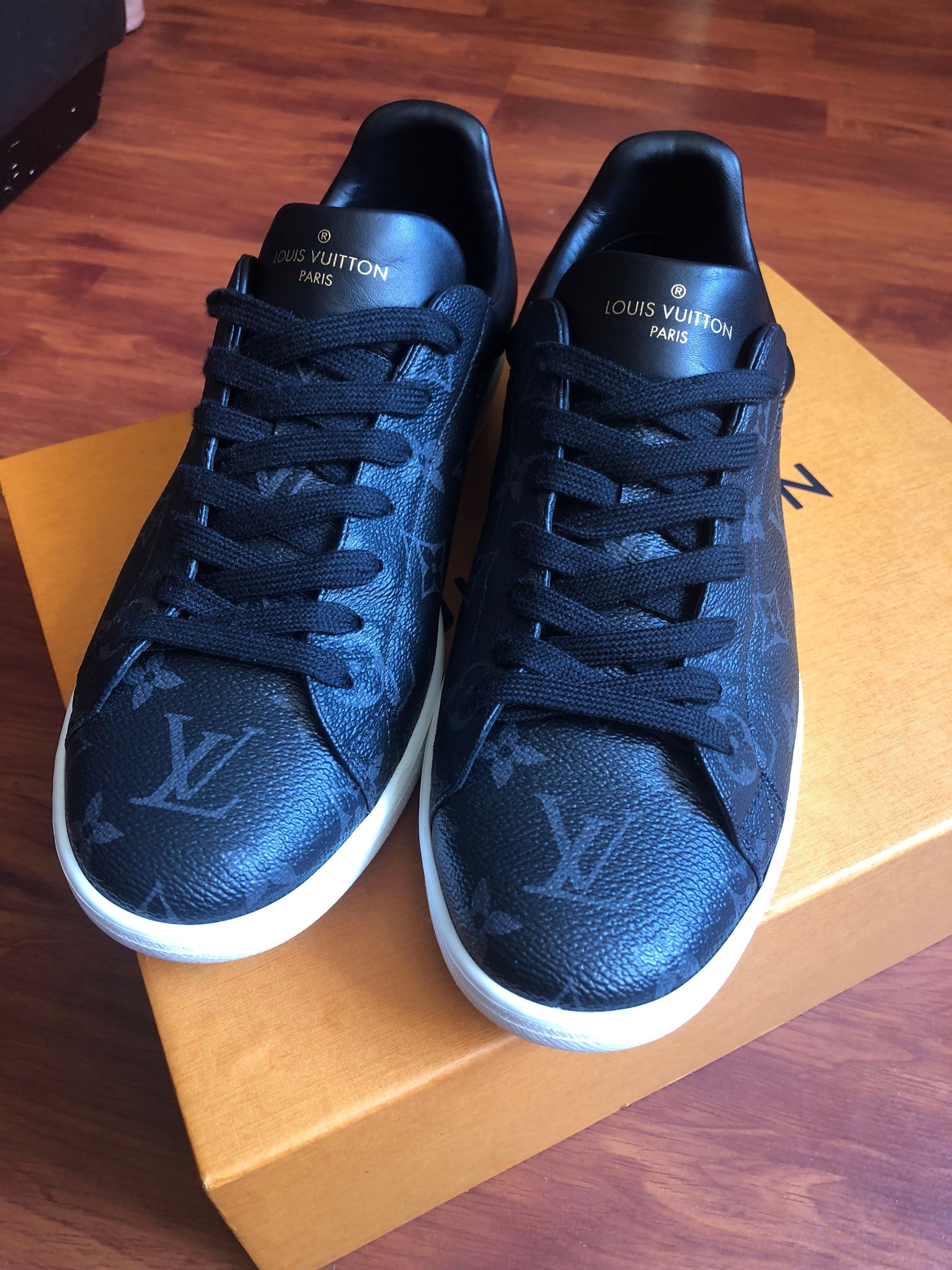 82d6d527a67b Authentic LV Sneakers (Eclipse Luxembourg)
