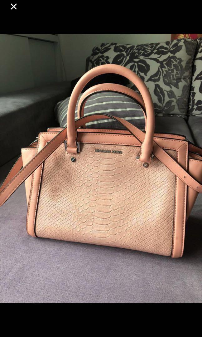 Authentic Michael kors sling bag