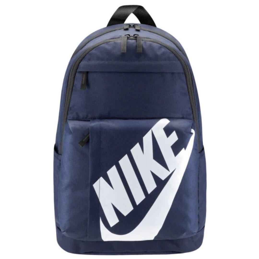 9f61406ab8b1 Authentic NIKE Sportswear Elemental Backpack Navy Blue Laptop ...