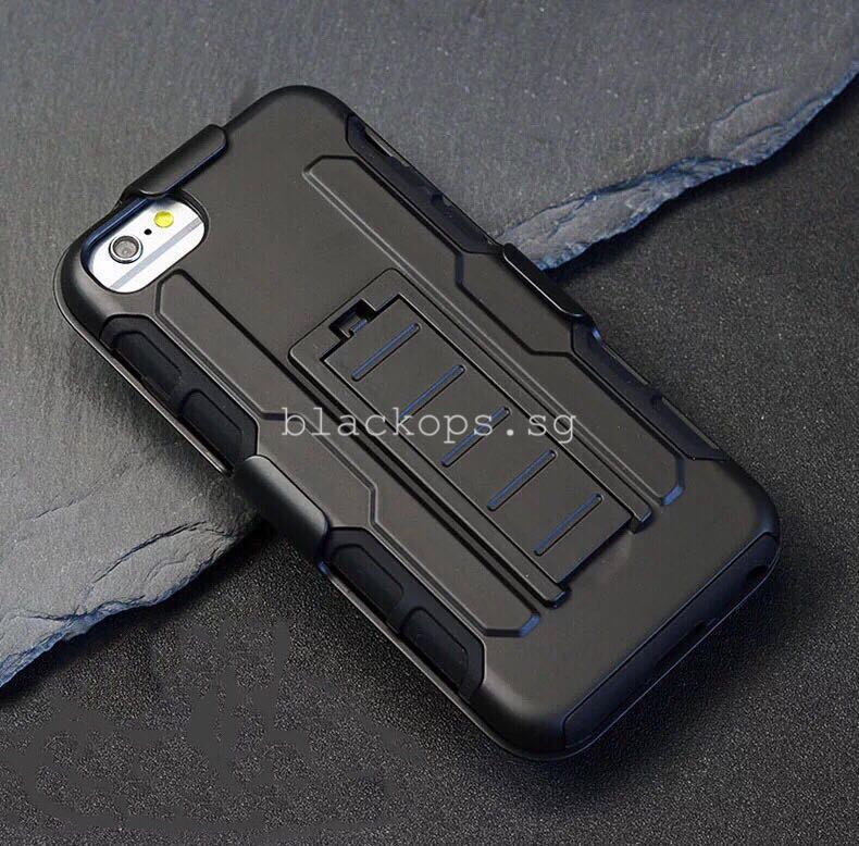 huge selection of 718c5 ba7d6 Black Ops iPhone 6 / 6s & 6 / 6s Plus Tactical Phone Case