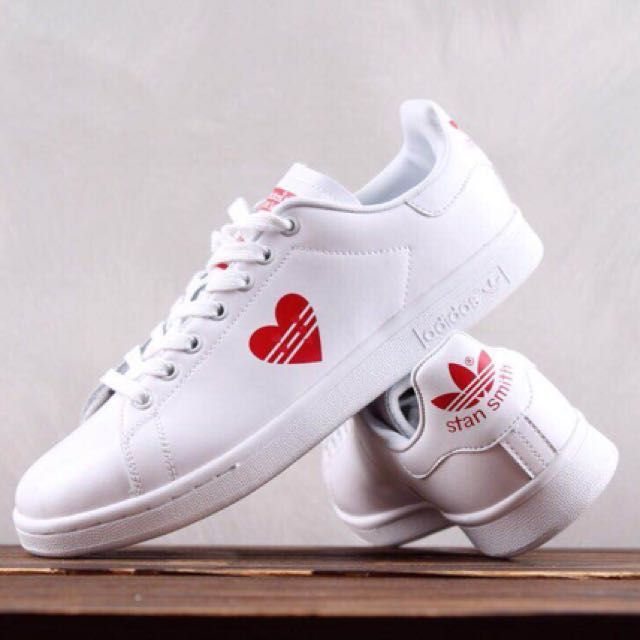 d30a167ef3d3 Bn adidas stan smith valentines day edition womens fashion shoes jpg  640x640 Stan smith singapore