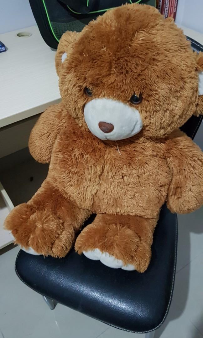 Boneka Teddy Bear - besar
